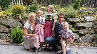 Familienfoto Familie Siller (2)