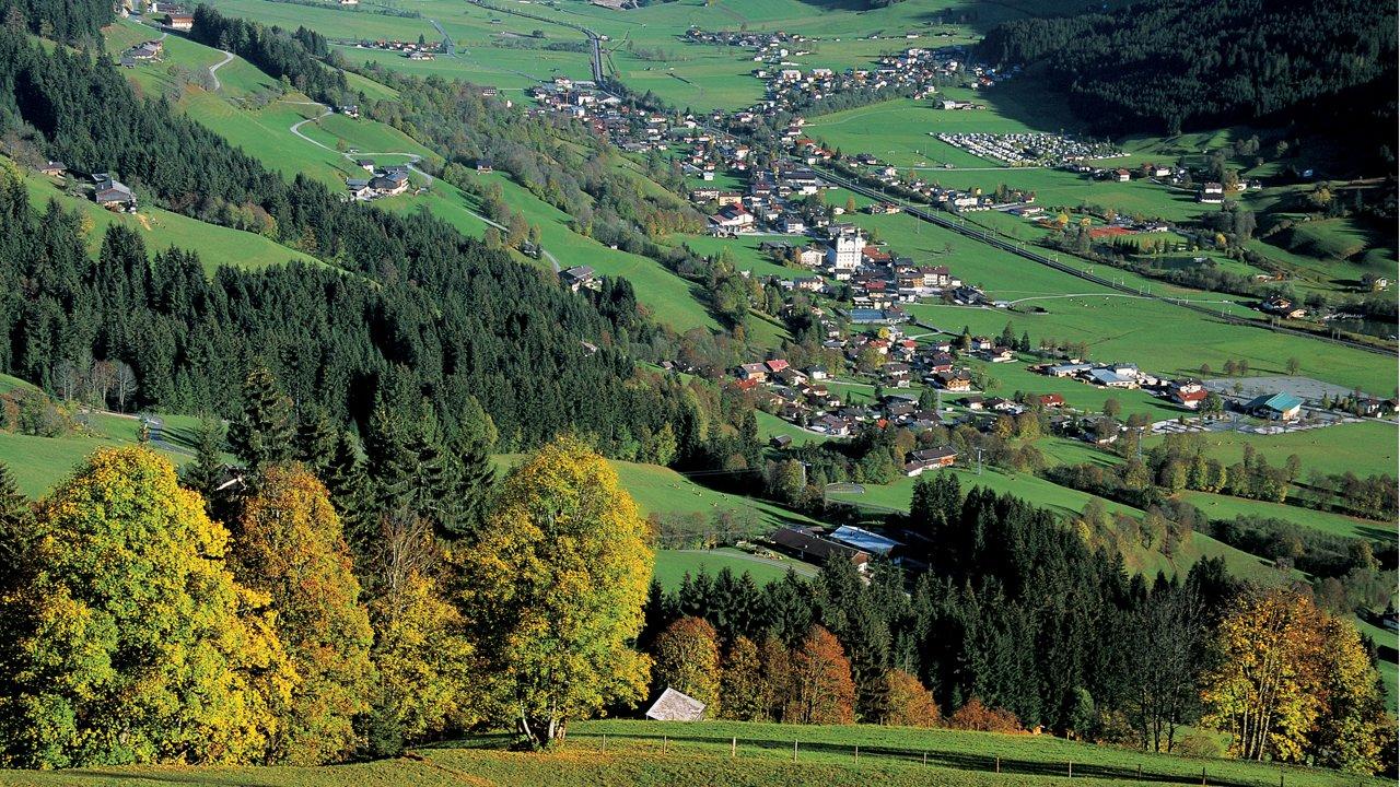 Brixen im Thale im Sommer, © Franz Ager