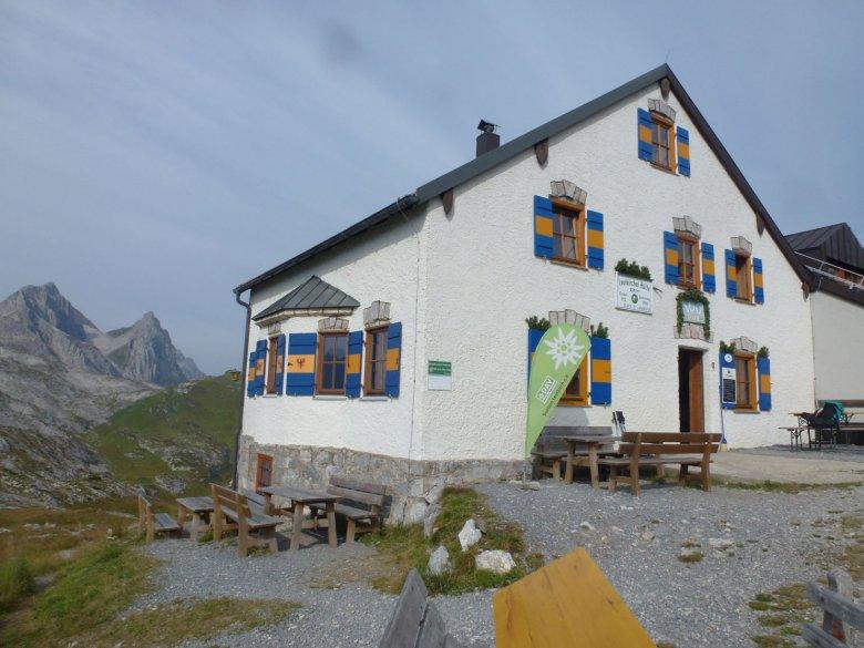 Leutkircher Hütte (2.261m)