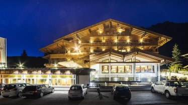 Hotel Alphof, Nacht, © Alphof