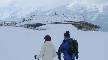 Schneeschuhwanderung Hösljoch, © Alpbachtal Seenland