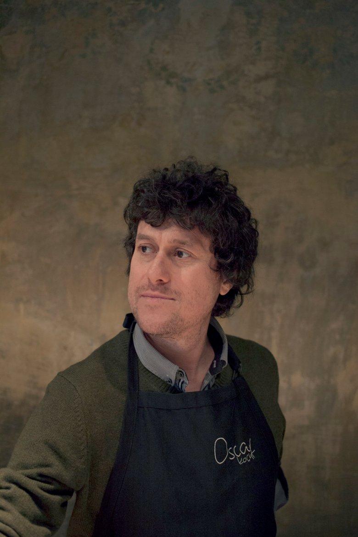 Oscar Germes Castro packte selbst in der Bäckerei mit an und ist begeistert von Innsbrucks zahlreichen Alternativprojekten.
