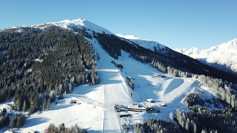 Skigebiet Bergeralm in Steinach am Brenner, © Skigebiet Bergeralm