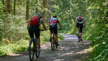 Mountainbiken im Tannheimer Tal, © Tannheimer Tal / Meurer Achim