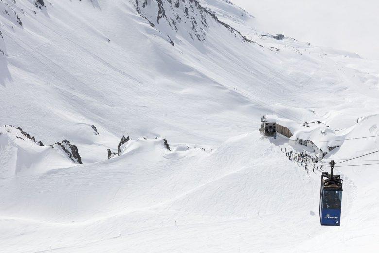 Vallugabahn St. Anton am Arlberg
