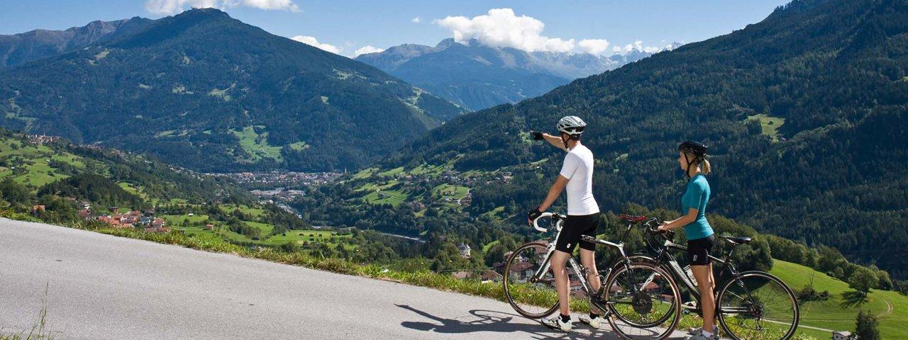Rennradtour: Piller Sattel, © TVB TirolWest/Daniel Zangerl