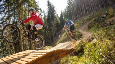 "Das Bike Opening Sölden findet in der ""Bike Republic"" statt, © Ötztal Tourismus/Sebastian Schieck"