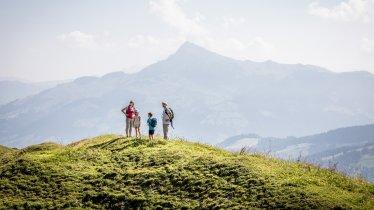 Wandern mit der Familie in den Kitzbüheler Alpen, © Gartner Mathäus