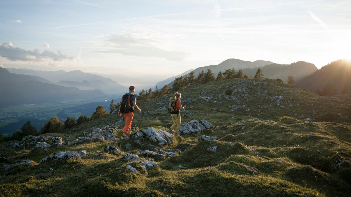 Adlerweg: Etappe in den Brandenberger Alpen, © Tirol Werbung