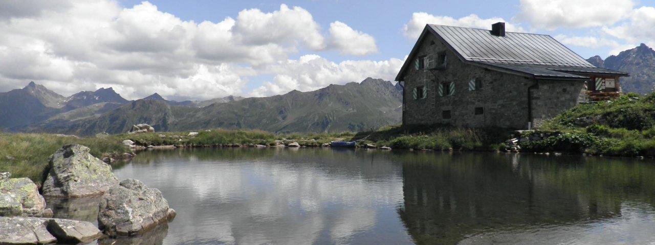 Friedrichshafener Hütte, © Tirol Werbung