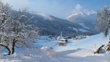 Winterwanderung in Thierbach, © Wildschönau Thierbach