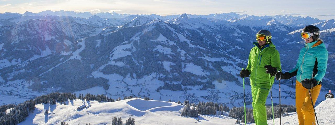 Skifahren in Itter, © SkiWelt Wilder Kaiser - Brixental/Christian Kapfinger