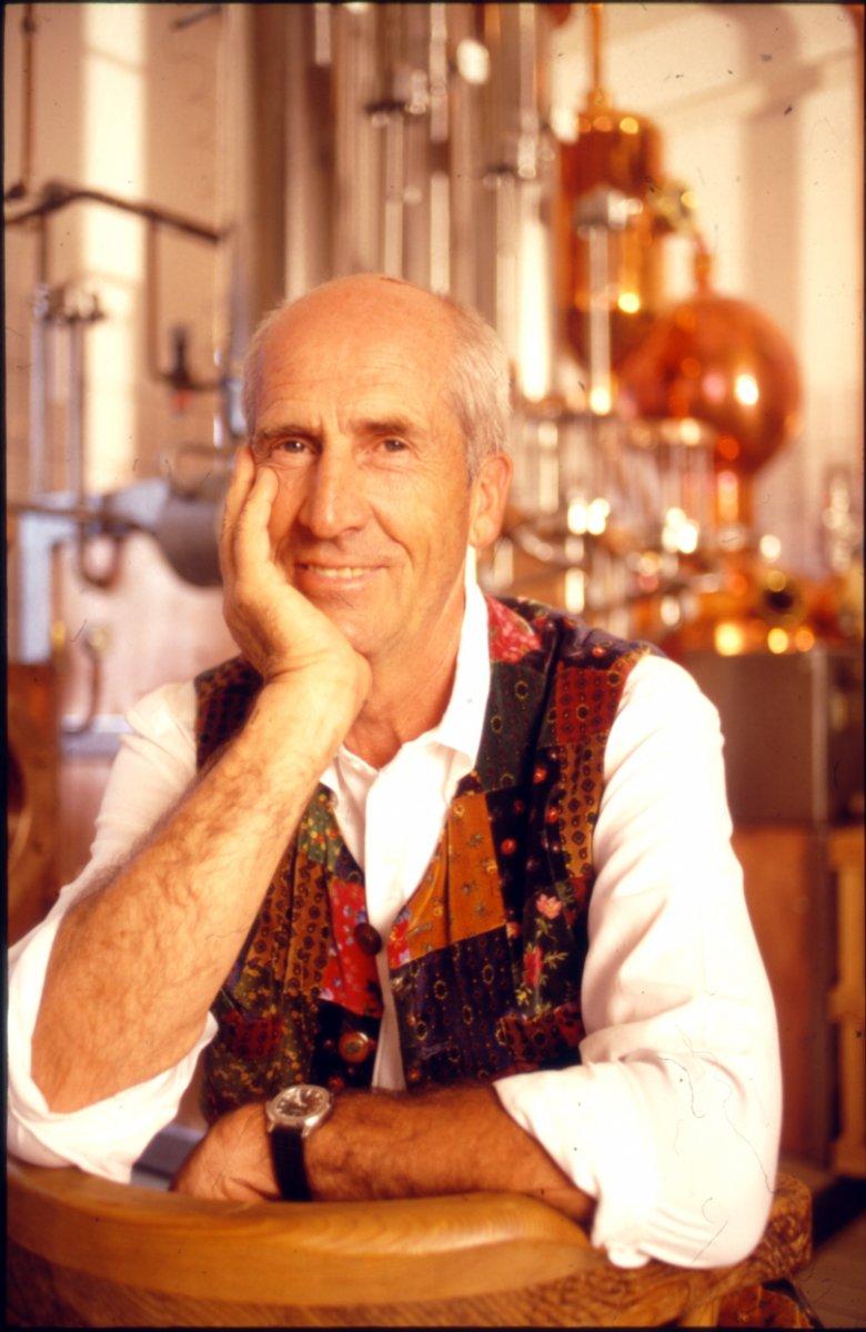 Firmengründer und Qualitätsfanatiker: Günter Rochelt.