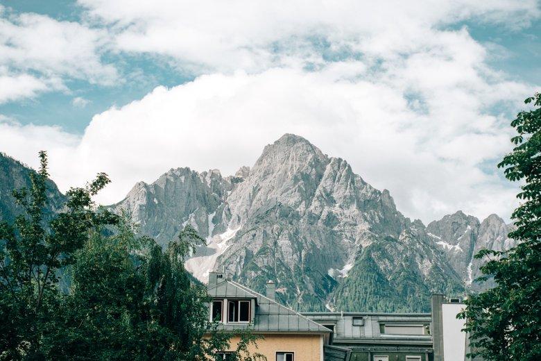 """""""Die Unholden"""" wurden die Lienzer Dolomiten früher genannt."""