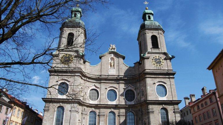 Dom zu St. Jakob in Innsbruck, © TVB Innsbruck - Stadt Innsbruck
