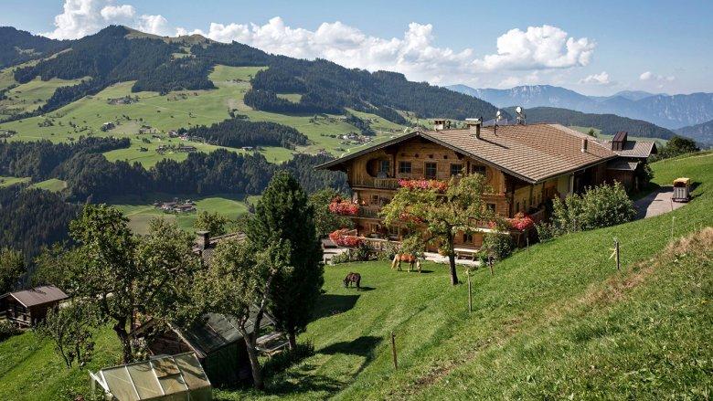 Der Siedlerhof. , © Hörterer Lisa
