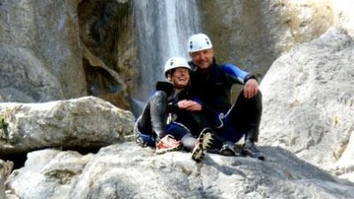 Canyoning-Bergsport