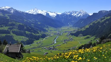 Mayrhofen im Sommer, © TVB Mayrhofen-Hippach