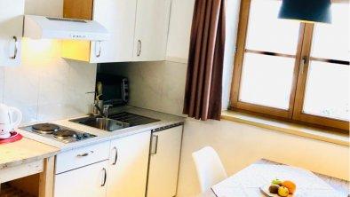 apartment küche sonnenhof innsbruck-igls