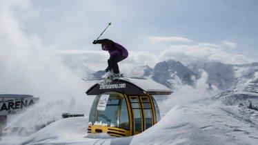 Snowpark Gerlos, © Zillertal Arena