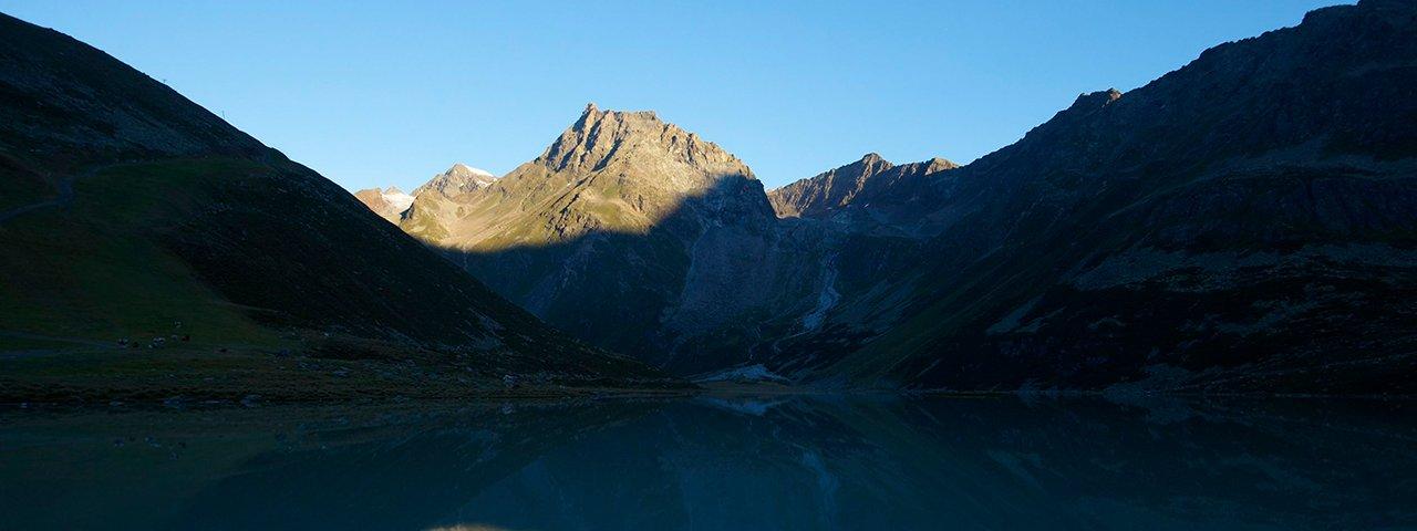 Rifflsee, © Pitztaler Gletscher
