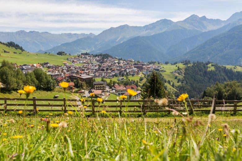 In Serfaus kann man viele Abenteuer erleben, sowohl im Dorf als auch am Berg. , © Serfaus Fiss Ladis Marketing GmbH, Andreas Kirschner