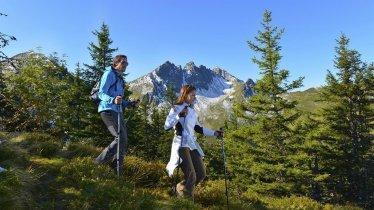 Wandern in Hochfügen, © TVB Erste Ferienregion im Zillertal
