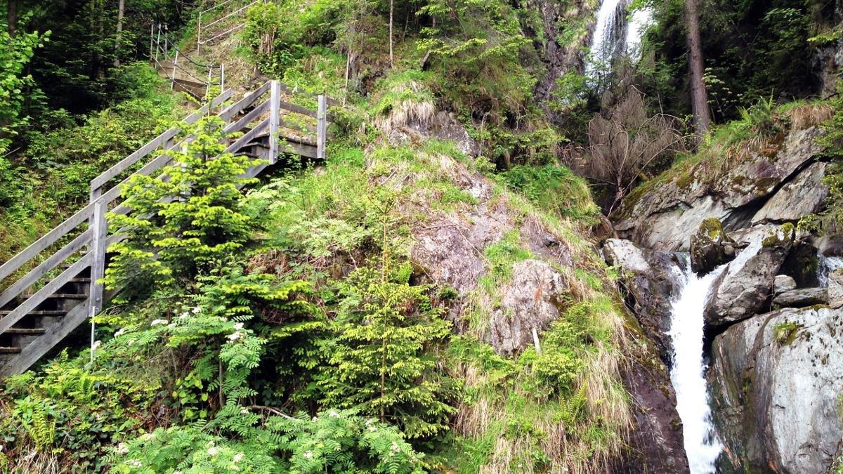 Die Schönheit und die gewaltige Kraft wilder Wasser hören nie auf, uns Menschen zu faszinieren., © Archiv TVB Mayrhofen/Naturpark Zillertal