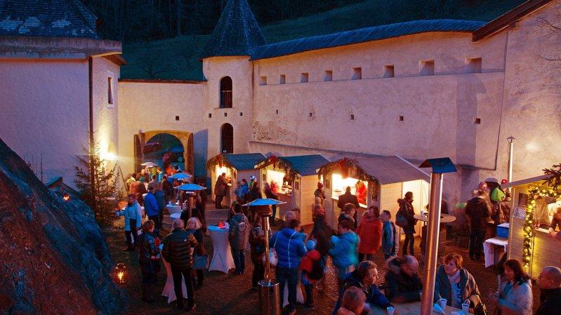 Advent im Schloss Landeck – viel Brauchtum und Traditionelles, © Schloss Landeck/Sabine Wachter