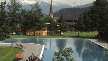 Schwimmbad Inzing, © Innsbruck und seine Feriendörfer / Laichner