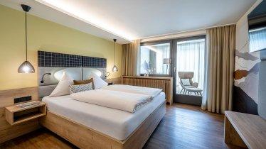 Hotel Klingler - neu renoviertes Zimmer, © Günter Standl Photography