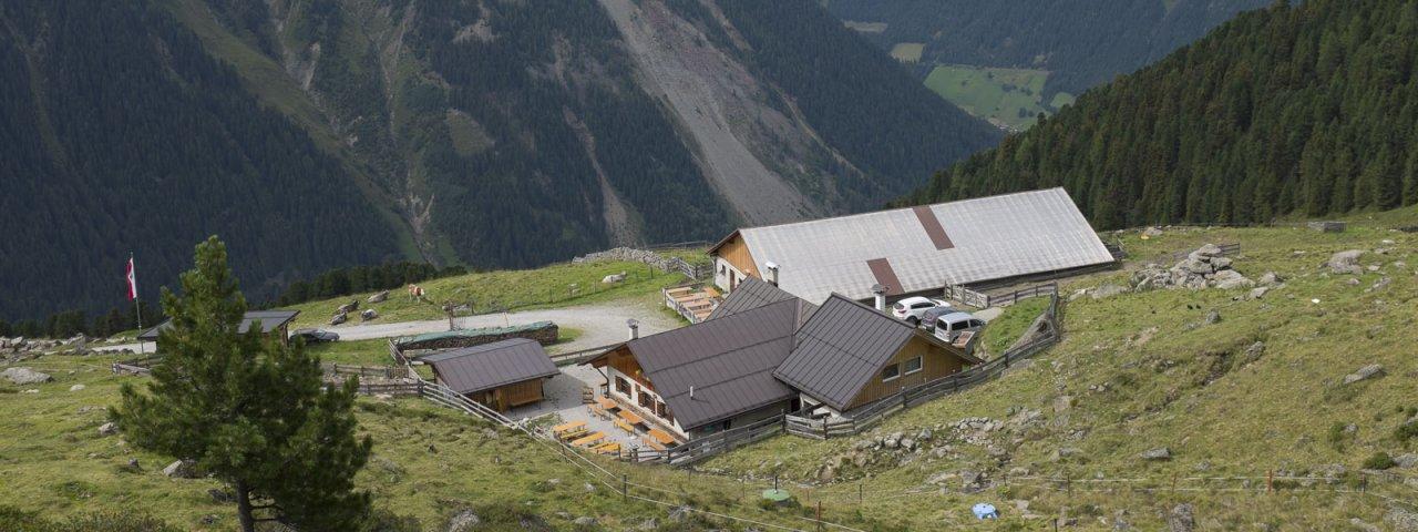 Juifenalm im Sellraintal, © Tirol Werbung/Jörg Koopmann