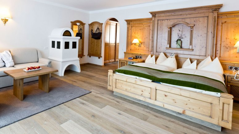 Zimmer im Traumhotel Alpina, © Traumhotel Alpina