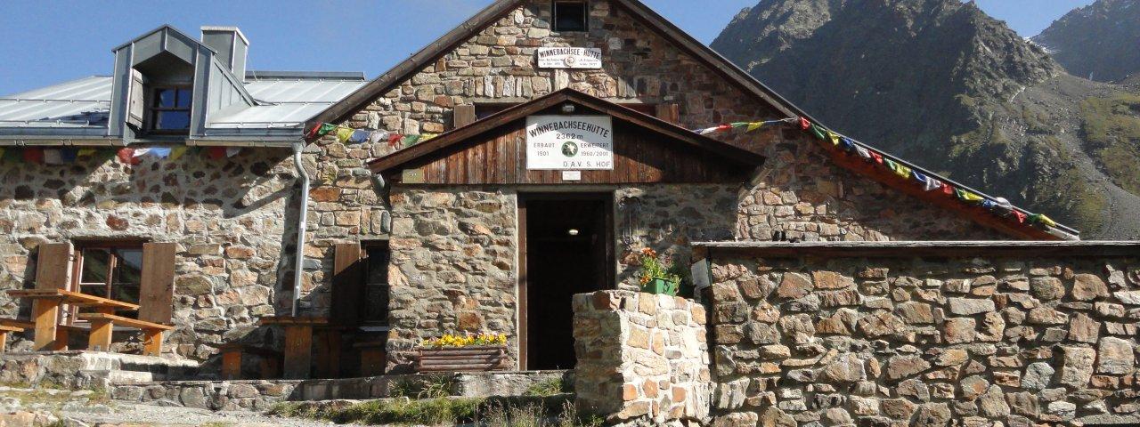 Winnebachseehütte, © Tirol Werbung/Ines Mayerl