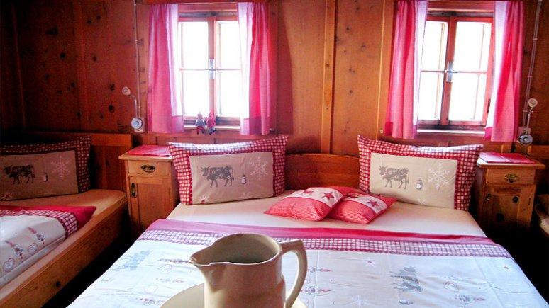 Hütten in Tirol: Bauernhaus Rocky-Docky in Galtür, © Selbstversorgerhaus Rocky-Docky