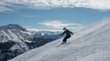 Skifahren in Tirol, © Tirol Werbung / Herbig Hans