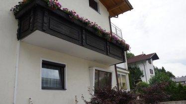 Haus Fabro, Aussenansicht