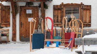 Rodeln in Tirol, © Tirol Werbung / Martina Wiedenhofer