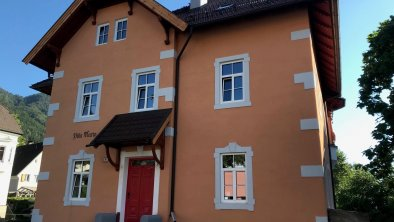 Villa Maria - Haupteingang, © Heidi Mauracher