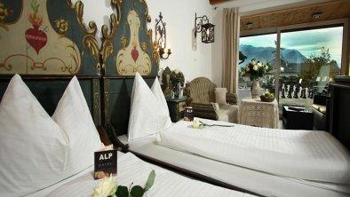 Romantik pur im Superior Tirol Zimmer