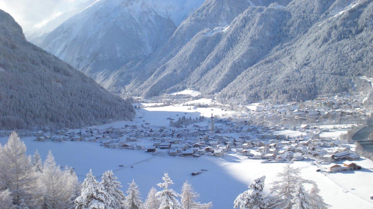 Pfunds im Winter, © Tiroler Oberland
