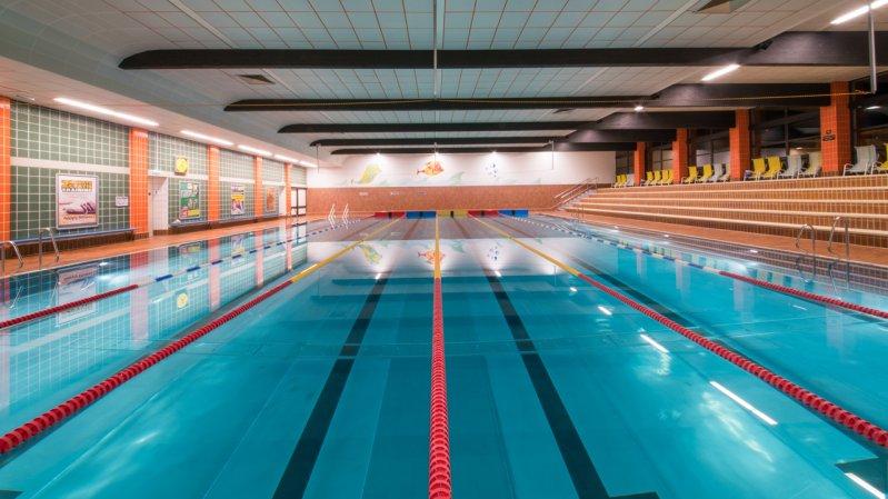 Sport Oase Innsbruck - Schwimmbad Höttinger Au, © IKB/Danijel Jovanovic