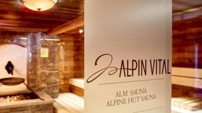 Alpin Vital - Almsauna