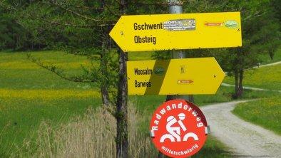 Bike & Wanderwege