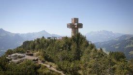 Jakobskreuz auf der Buchensteinwand, © Tirol Werbung / Jens Schwarz