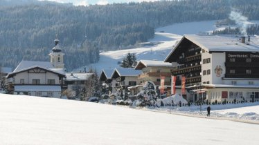 Winterwanderung: Hacha Runde in Hopfgarten