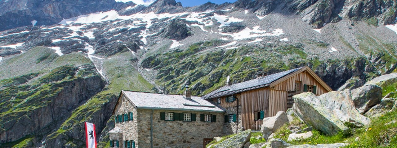 Friesenberghaus, © Tirol Werbung