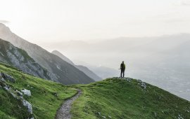 Goethe Weg, © Tirol Werbung / Schels Sebastian