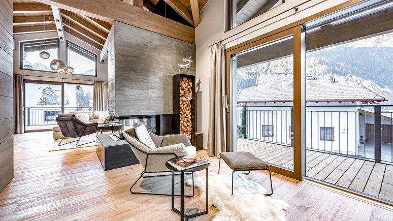 Wohnraum, © Alpenchalet Tirol