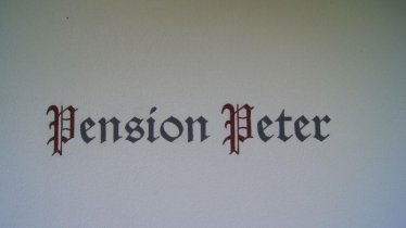 Pension Peter